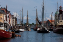 Leaving Nyhavn