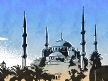 The Blue Mosque 1