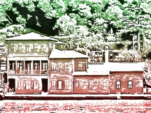 Red House on the Bosphorus