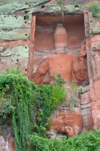 Leshan Buddha - 1