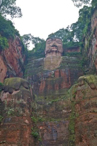 Leshan Buddha - 2