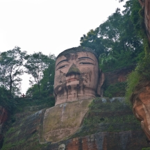 Leshan Buddha - 5