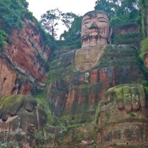 Leshan Buddha - 6