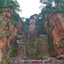 Leshan Buddha - 7