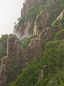 Round And About Huangshan - 08