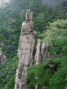Round And About Huangshan - 09
