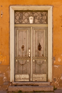 A Door in Tallinn