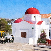 Mykonos Café