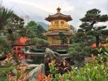 Rock and Pagoda
