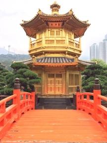 Bridge To Pagoda