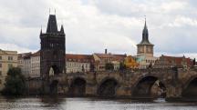 Prague Charles Bridge - 1p