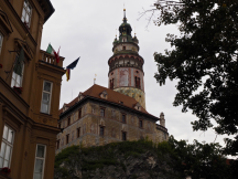 Cesky Krumlov Castle - 2