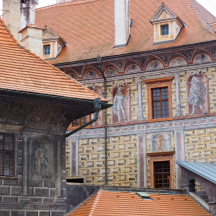 Cesky Krumlov Castle - 4