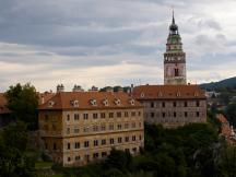 Cesky Krumlov Castle - 8