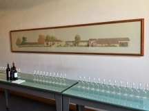Tasting Room at Lynch-Bages