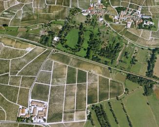 Château Le Crock on Google Earth