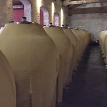 Amphoras at Pontet Canet