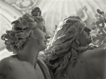Detail Apollo and Daphne, Gian Lorenzo Bernini