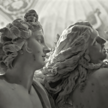 Detail Apollo and Daphne, Gian Lorenzo Bernini