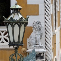 Lamp and Lion