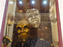 Masks in the Window