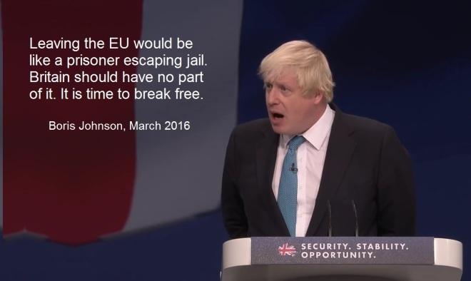 Boris Johnson debate 3