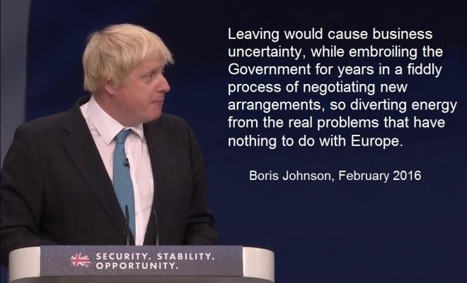 Boris Johnson debate 6